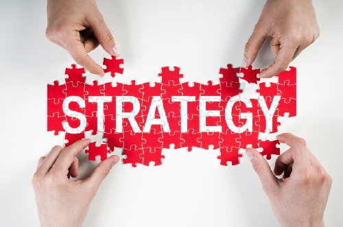 Energy Savings Strategy - piecing together the energy puzzle