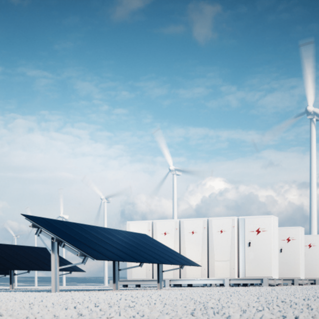 Battery Storage: Paving The Way For A Renewable And Fossil Fuel-Free Future