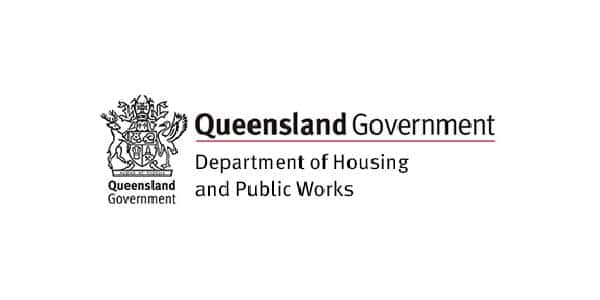QLD department of public works